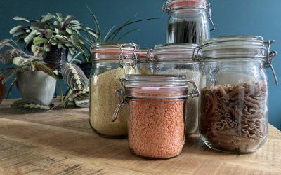 Mijn ervaring met verpakkingsvrije boodschappen bestellen bij Pieter Pot