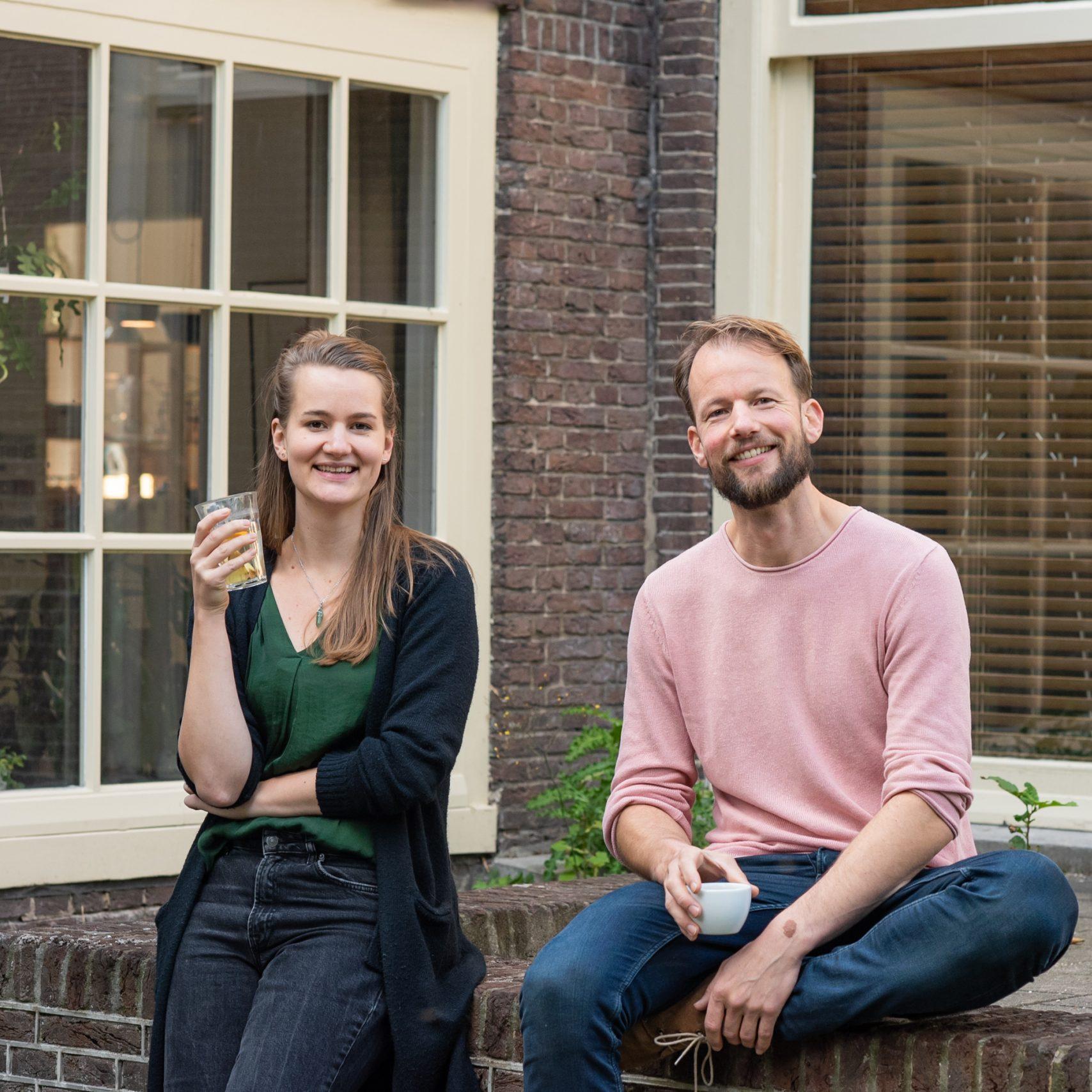 Anna en Klaas van Landhuis in de Stad